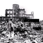 Photo of HIroshima destruction in 1945