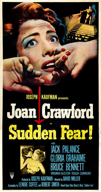 Poster of Sudden Fear Movie